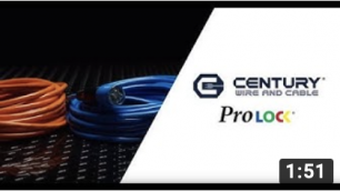 Century Wire& Cables PRO LOCK® BRAND EXTENSION CORDS